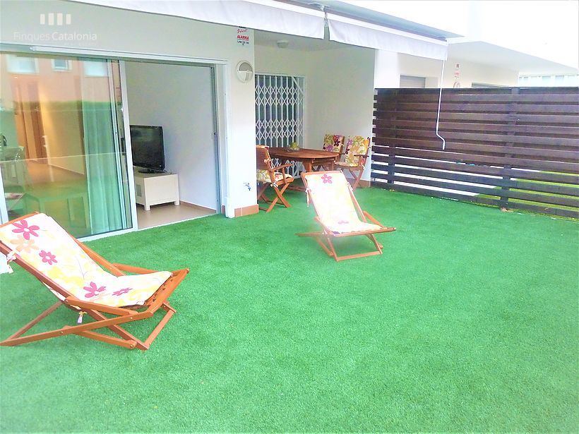 Ground floor with terrace 40m, Pool + Pk + storage Sant Antoni de Calonge