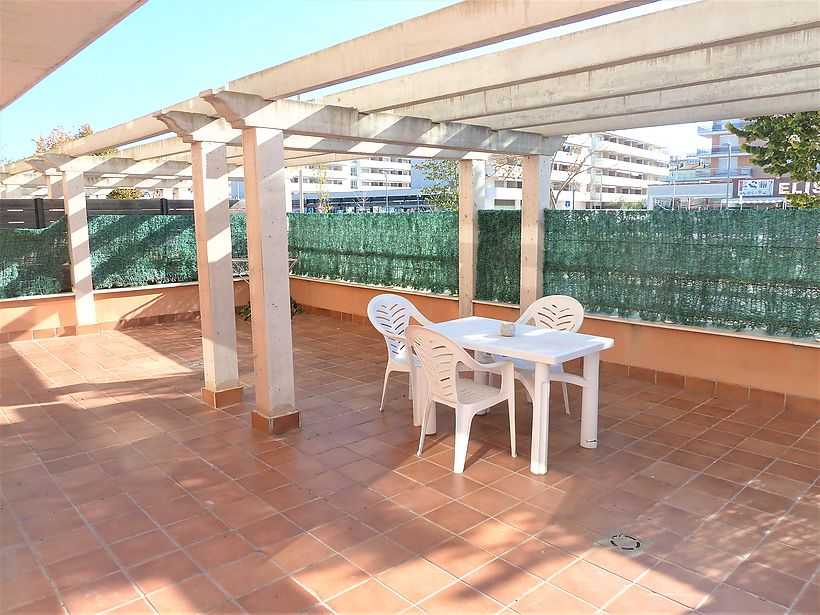 Ground floor with large terrace in Sant Antoni de Calonge