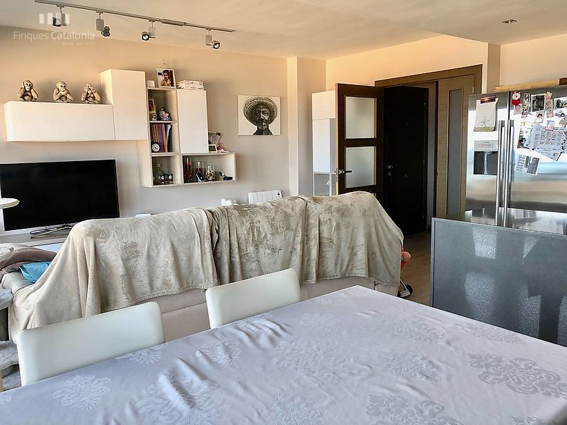 Renovated apartment with three rooms in 1st line of Sant Antoni de Calonge