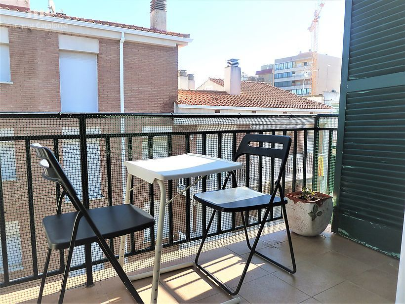 Renovated penthouse with side views to the sea in Sant Antoni de Calonge