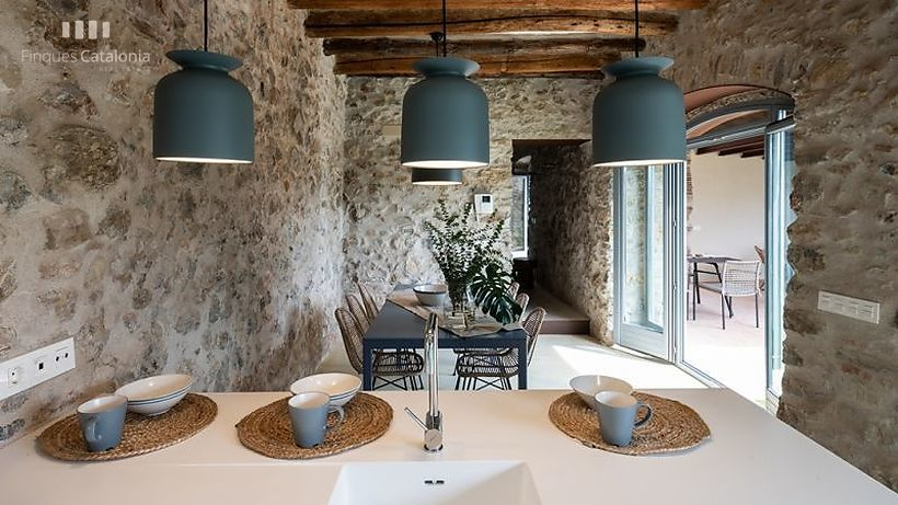 Beautiful farmhouse in Bellcaire d 'Empordà
