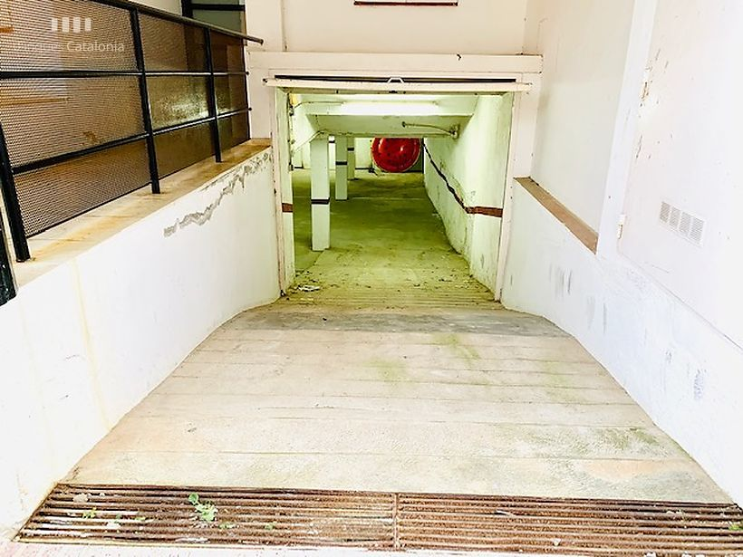 Pack of  two parking spaces with storage rooms in Sant Antoni de Calonge,