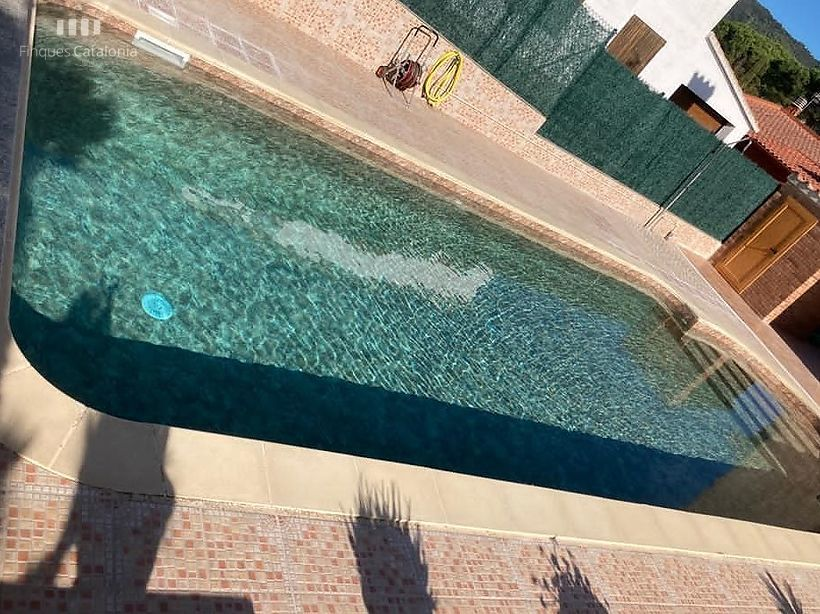 House with pool, 4 rooms and terrace in More Ambrós Calonge.