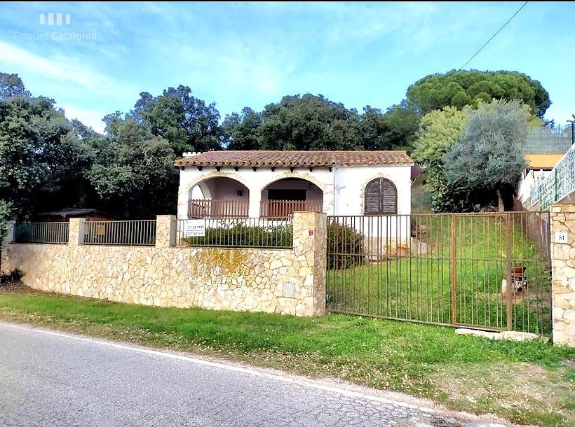 Opportunity! Independent house to reform Sant Antoni de Calonge.