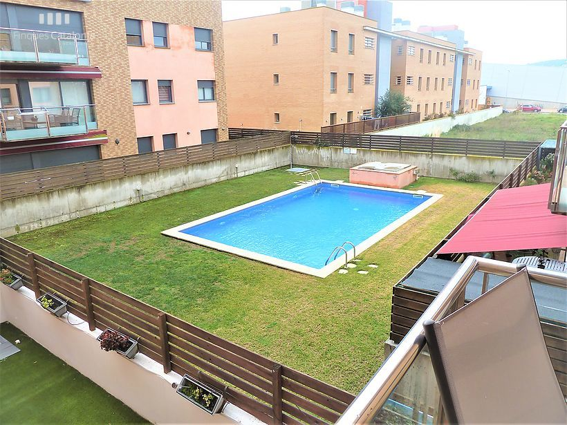3 bedroom apartment with parking and pool in Sant Antoni de Calonge