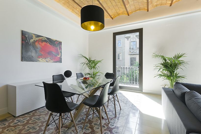 Appartement exclusif dans le Paseo de Gracia à Barcelona