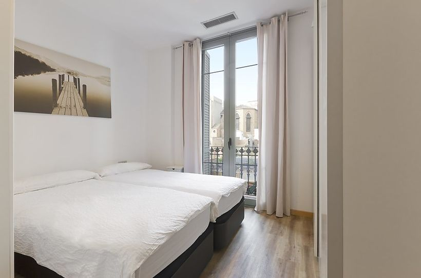 Impeccable apartment with tourist license in Eixample Dret  of Barcelona